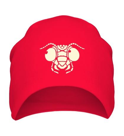 Шапка Голова муравья, свет