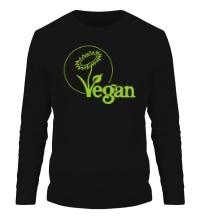 Мужской лонгслив Vegan