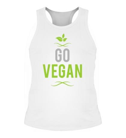 Мужская борцовка Go Vegan