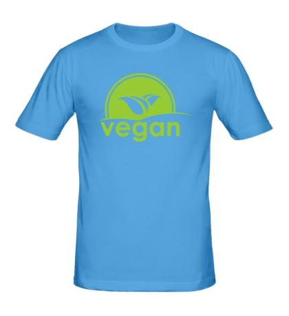 Мужская футболка World VEGAN day