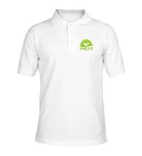 Рубашка поло World VEGAN day