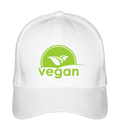 Бейсболка World VEGAN day