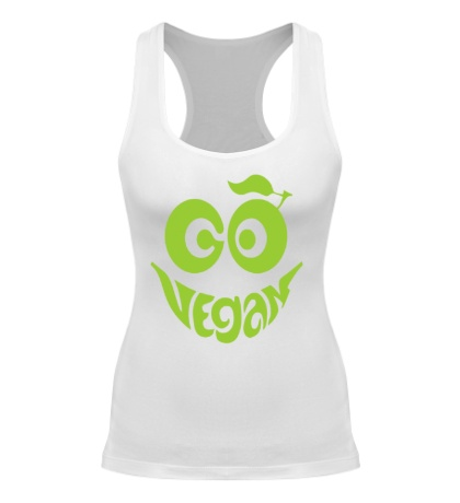 Женская борцовка Vegan smile