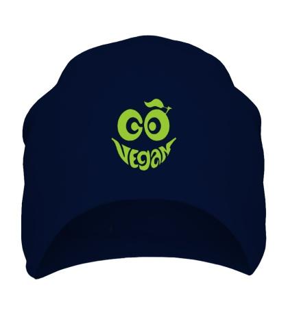 Шапка «Vegan smile»