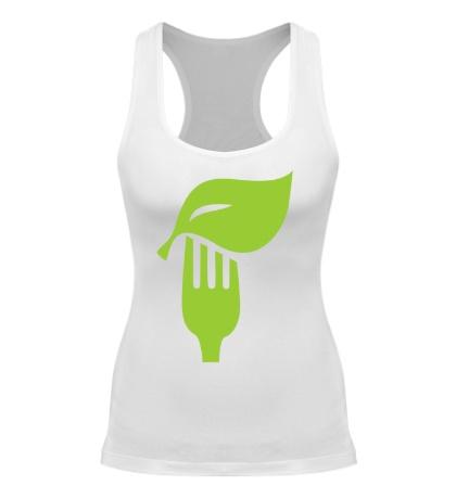 Женская борцовка Eat vegetables