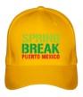 Бейсболка «Spring break Puerto Mexico» - Фото 1
