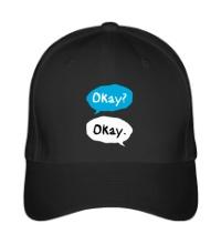 Бейсболка Okay? Okay!