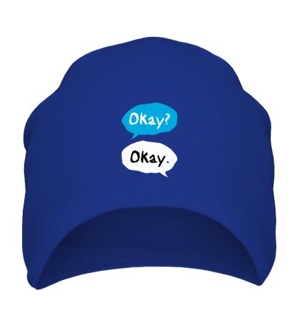 Шапка Okay? Okay!