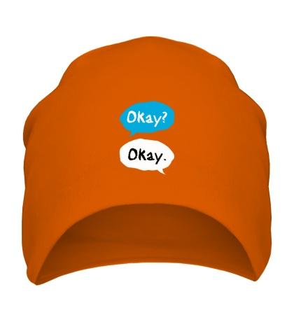 Шапка «Okay? Okay!»