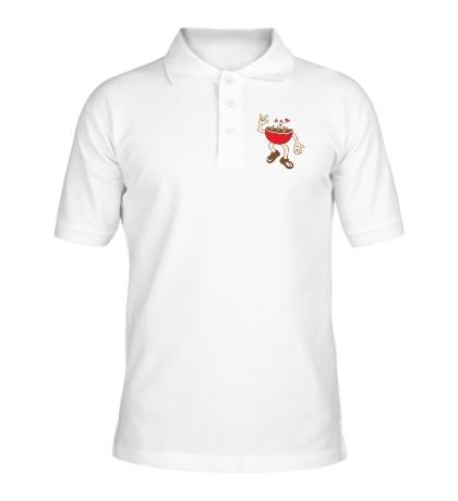 Рубашка поло «M&Ms»
