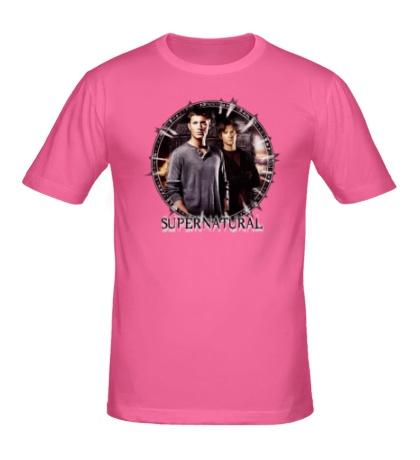 Мужская футболка «Supernatural Brothers»
