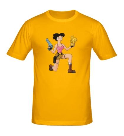 Мужская футболка Футурама, Amy Wong
