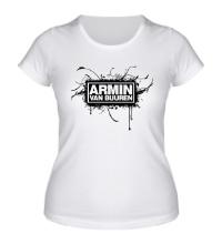 Женская футболка Armin Rays