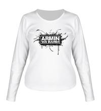 Женский лонгслив Armin Rays