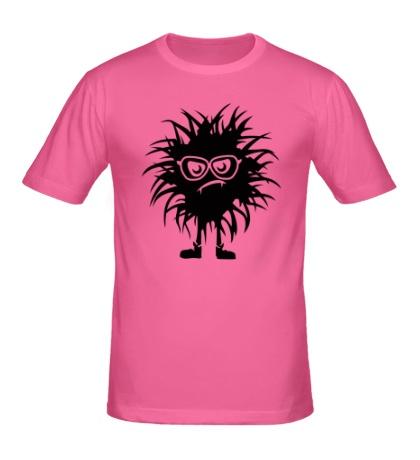 Мужская футболка Лохматый чудик