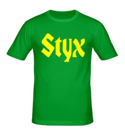 Мужская футболка «Styx»