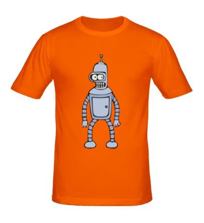 Мужская футболка Печальный Бендер