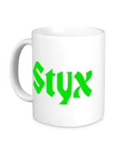 Керамическая кружка Styx