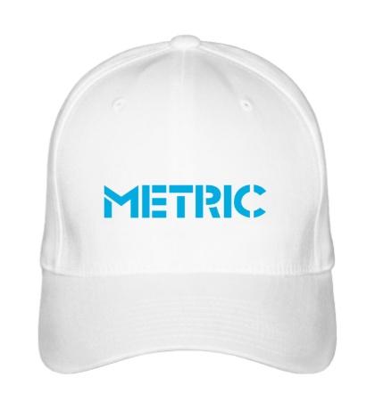 Бейсболка Metric