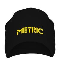 Шапка Metric