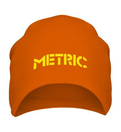 Шапка «Metric»