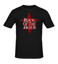 Мужская футболка Rock of the Ages