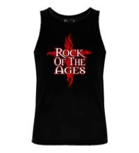 Мужская майка Rock of the Ages