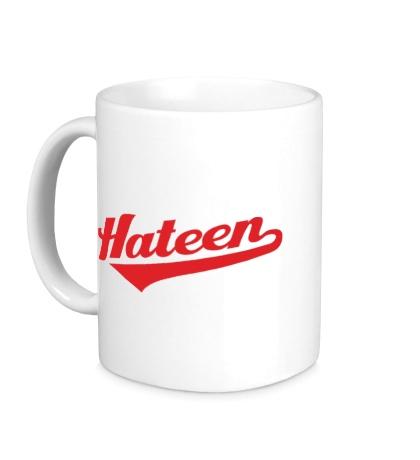 Керамическая кружка Hateen Rock