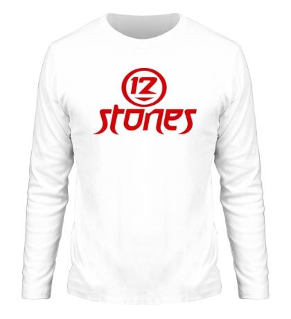 Мужской лонгслив 12 Stones