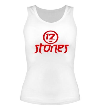Женская майка 12 Stones