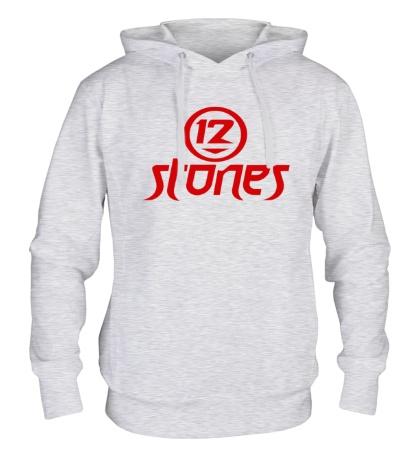 Толстовка с капюшоном 12 Stones