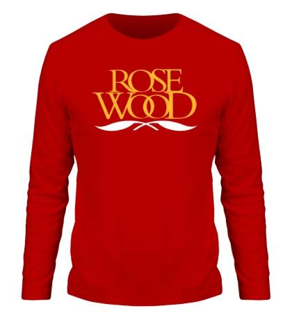 Мужской лонгслив Rose Wood