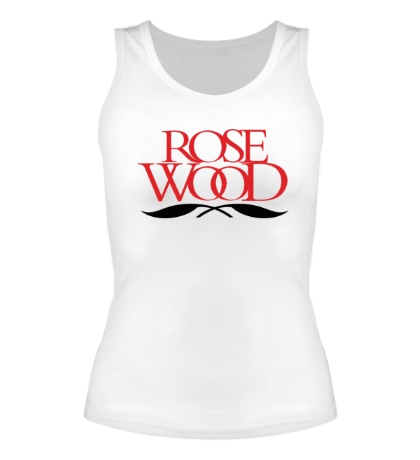 Женская майка Rose Wood