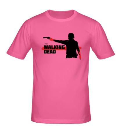 Мужская футболка Rick Grimes