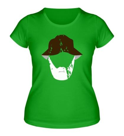 Женская футболка Владелец фермы