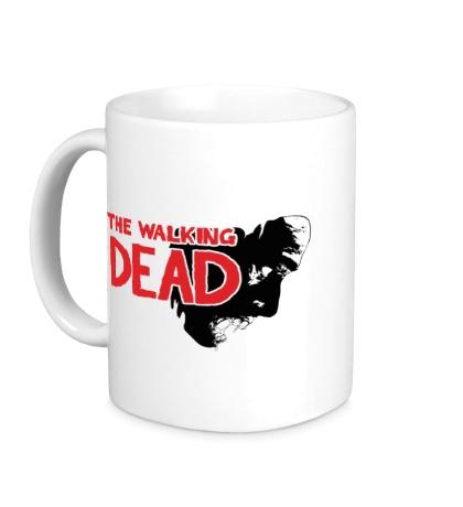 Керамическая кружка Ходячие Мертвецы