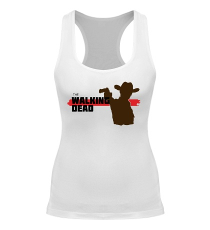 Женская борцовка Walking Dead: Sheriff