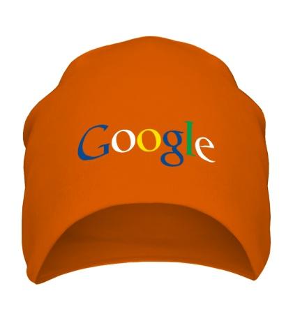 Шапка Google