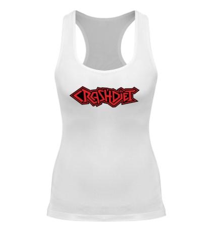 Женская борцовка Crashdiet Rock