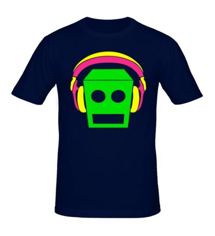 Мужская футболка Music Box