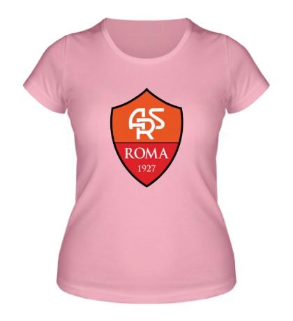 Женская футболка FC Roma Emblem