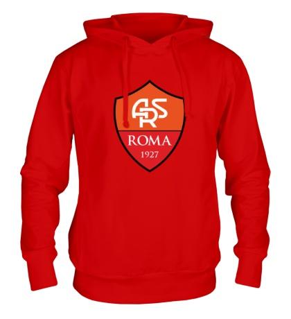 Толстовка с капюшоном FC Roma Emblem