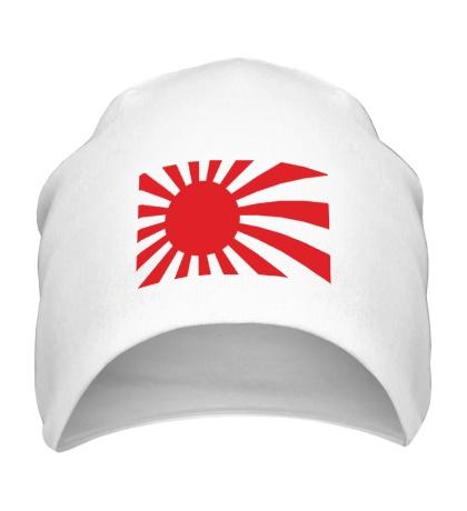 Шапка Японский флаг