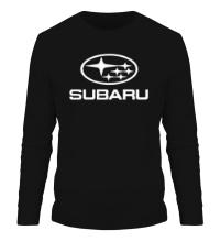 Мужской лонгслив Subaru