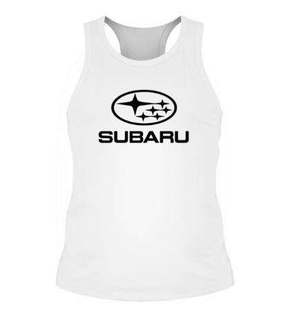 Мужская борцовка Subaru