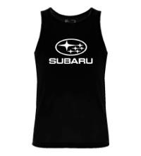 Мужская майка Subaru