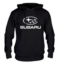 Толстовка с капюшоном Subaru