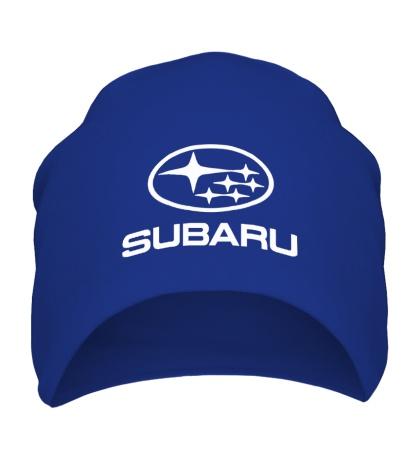Шапка Subaru
