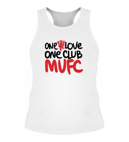 Мужская борцовка One Club