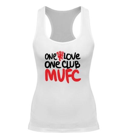 Женская борцовка One Club